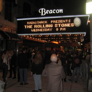 Beacon Theatre Marquee